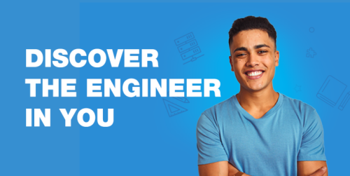 Discover the Engineering in You – coming soon!