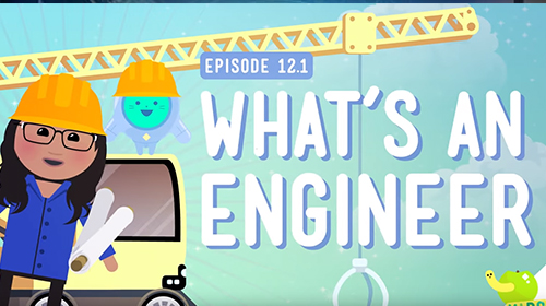 What is an engineer video image