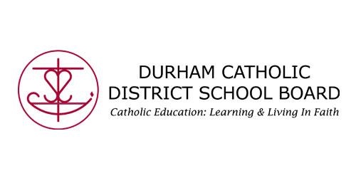 Durham District  Catholic School Board logo