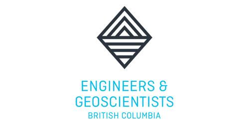 Engineers Geoscientists British Columbia logo